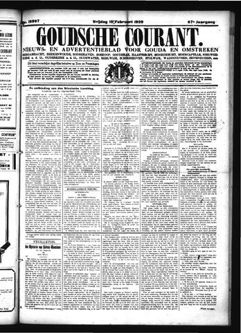 Goudsche Courant 1929-02-15