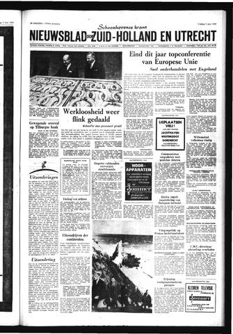 Schoonhovensche Courant 1969-06-06