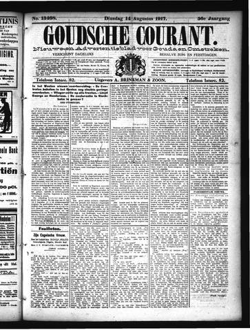 Goudsche Courant 1917-08-14