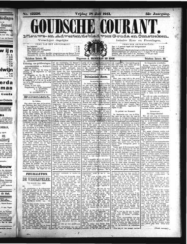 Goudsche Courant 1913-07-18