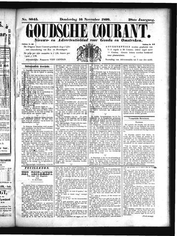 Goudsche Courant 1899-11-16