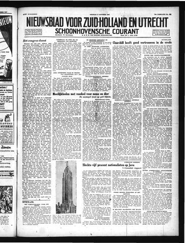 Schoonhovensche Courant 1947-10-17