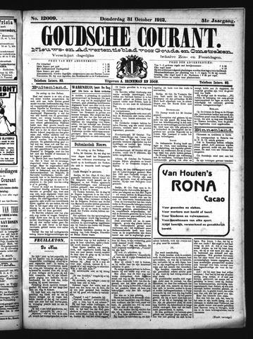 Goudsche Courant 1912-10-31