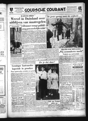 Goudsche Courant 1961-08-17