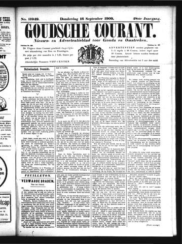 Goudsche Courant 1909-09-16