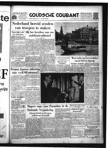 Goudsche Courant 1962-04-28