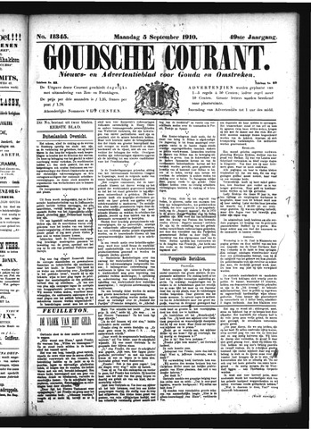 Goudsche Courant 1910-09-05