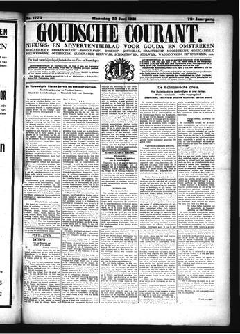 Goudsche Courant 1931-06-22