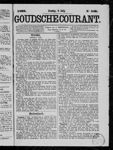 Goudsche Courant 1866-07-08