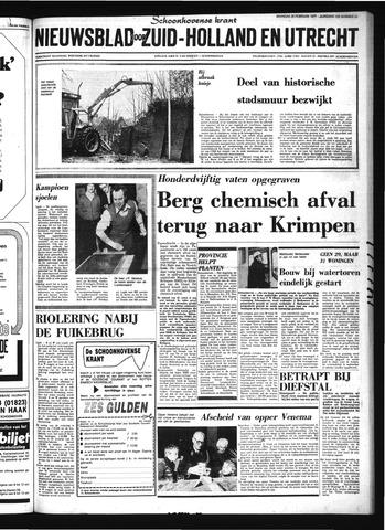 Schoonhovensche Courant 1977-02-28