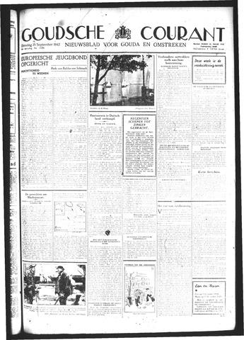 Goudsche Courant 1942-09-15