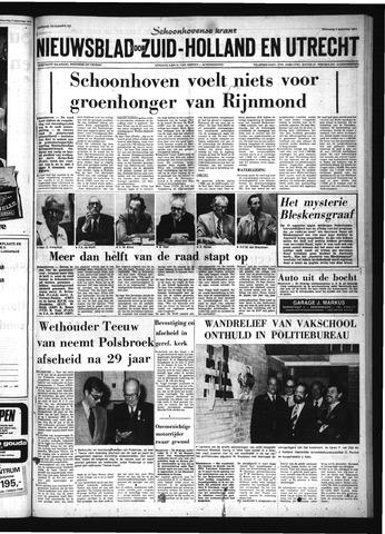 Schoonhovensche Courant 1974-09-04