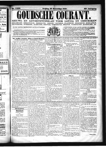 Goudsche Courant 1929-11-29