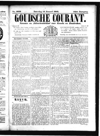 Goudsche Courant 1905-01-14