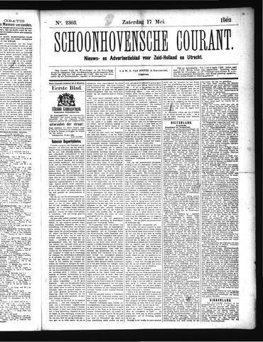 Schoonhovensche Courant 1902-05-17