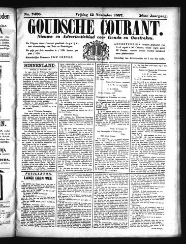 Goudsche Courant 1897-11-12
