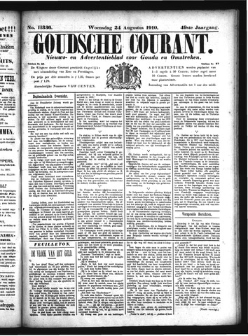Goudsche Courant 1910-08-24