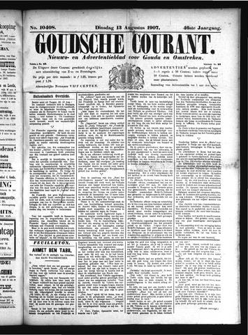 Goudsche Courant 1907-08-13