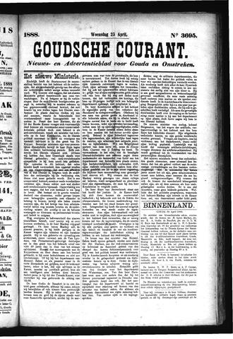 Goudsche Courant 1888-04-25