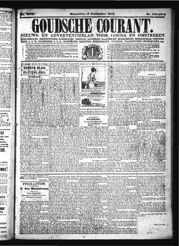Goudsche Courant 1922-09-13