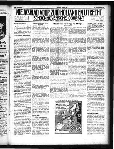 Schoonhovensche Courant 1947-07-14