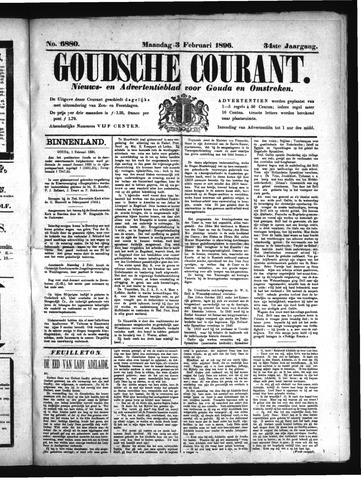 Goudsche Courant 1896-02-03