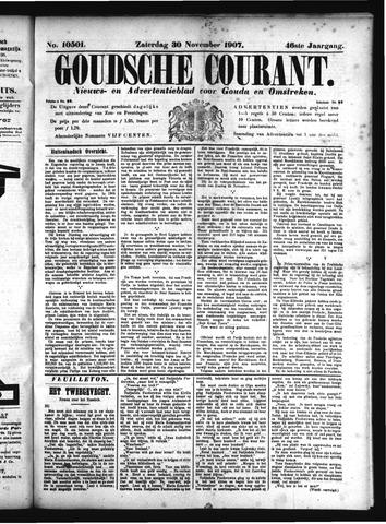 Goudsche Courant 1907-11-30