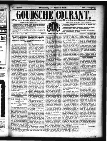 Goudsche Courant 1918-01-17