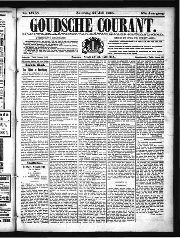 Goudsche Courant 1918-07-27