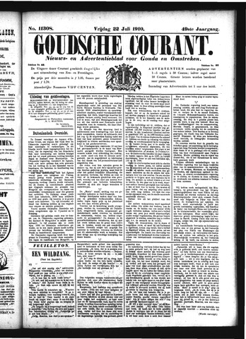 Goudsche Courant 1910-07-22