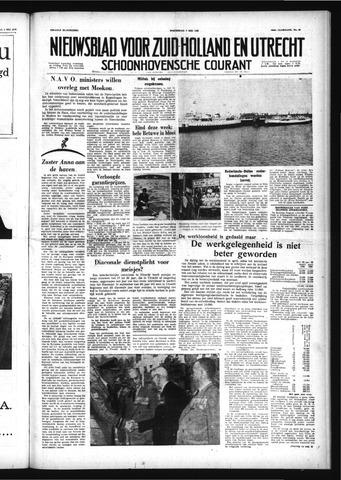 Schoonhovensche Courant 1958-05-07