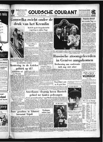 Goudsche Courant 1958-06-30