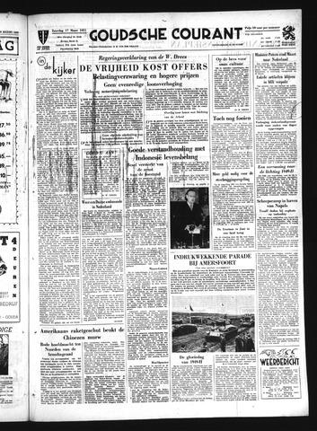 Goudsche Courant 1951-03-17