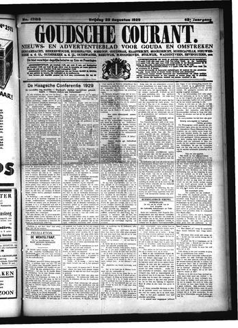 Goudsche Courant 1929-08-28