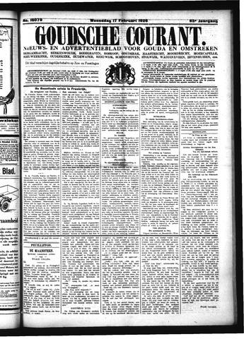 Goudsche Courant 1926-02-17