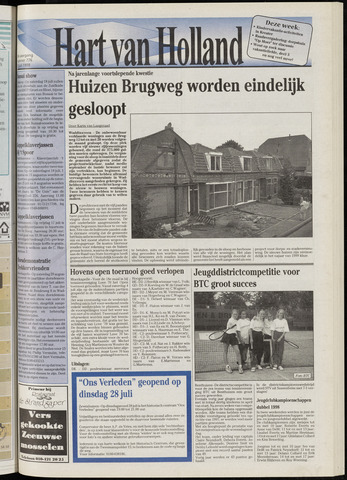 Hart van Holland 1998-07-15