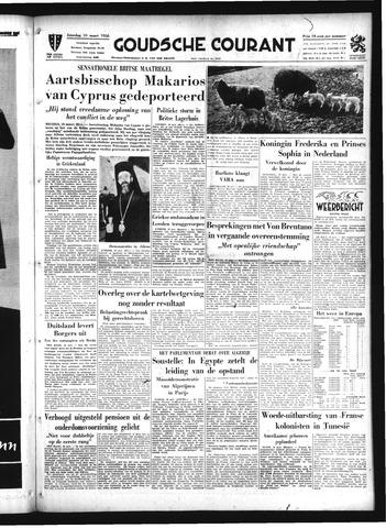 Goudsche Courant 1956-03-10