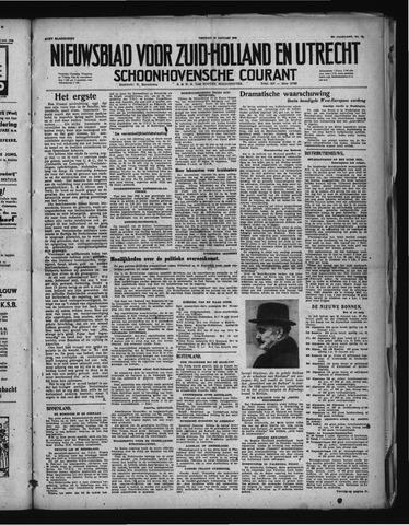 Schoonhovensche Courant 1948-01-23