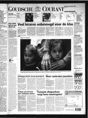 Goudsche Courant 2002-10-30
