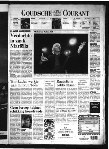 Goudsche Courant 2001-11-24