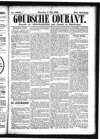 Goudsche Courant 1910-05-09