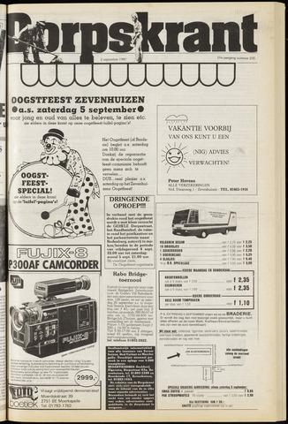 Dorpskrant 1987-09-02