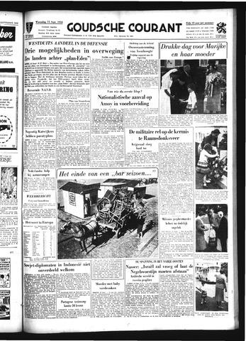 Goudsche Courant 1954-09-15
