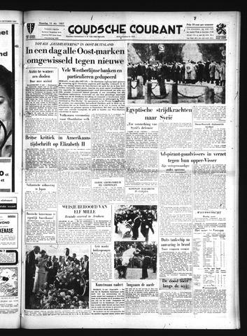 Goudsche Courant 1957-10-14