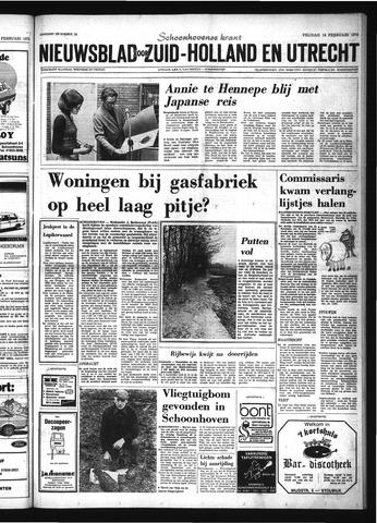 Schoonhovensche Courant 1975-02-14