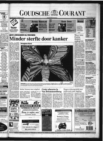 Goudsche Courant 1997-07-25