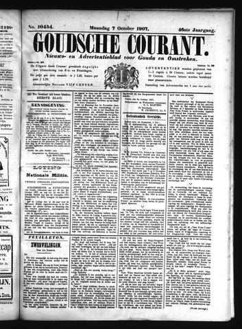Goudsche Courant 1907-10-07
