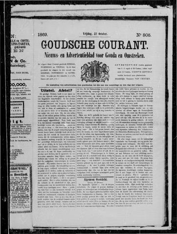 Goudsche Courant 1869-10-22