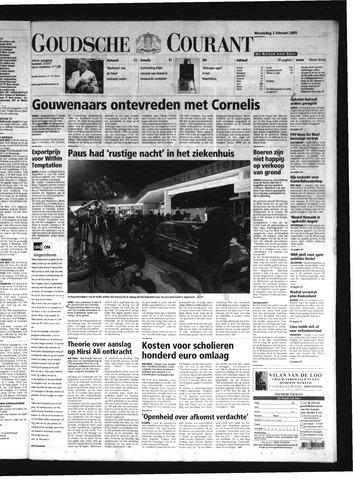 Goudsche Courant 2005-02-02