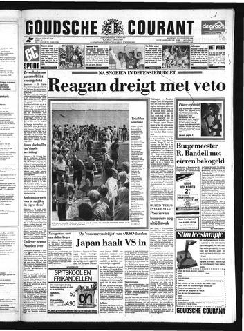 Goudsche Courant 1986-08-18